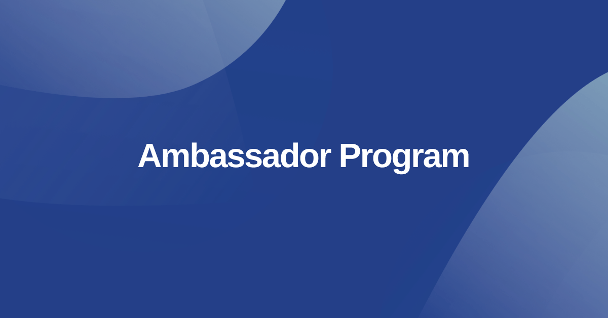 Infinite X Ambassador Program Announcement