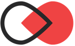 Infinite X - Enterprise Blockchain Solutions color logo icon